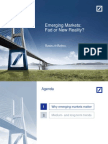 Presentation +Emerging+Markets+ +Fad+or+New+Reality