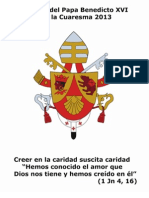 CUARESMA+2013