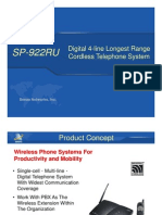 SENAO SP-922RU Long Range Wireless PBX