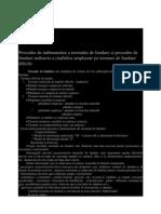 Procedee de Imbunatatire a Terenului de Fundare Si Procedee de Fundare Indirecta a Cladirilor Amplasate Pe Terenuri de Fundare Dificile.
