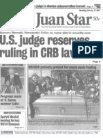 San Juan Star, Feb. 13, 2007