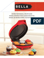 Cupcake Manual