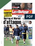 LE BUTEUR PDF du 18/02/2009