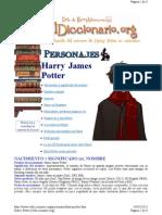 Http Www.eldiccionario.org Personajes Harrypotter