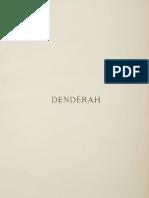 +++Denderah Temple.crypts 9.PLATES Mariette Ismail-pacha.1874.Vol.5.Heidi