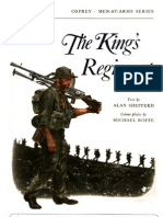 Osprey, Men-At-Arms #021 the King's Regiment (1973) OCR 8.12