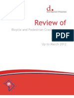 Review of Bicycle and Pedestrian Crash Locations2012