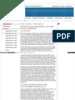 Strahlenfolter - Entwicklung Und Einsatz Von Less-lethal Weapons - Www_rav_de
