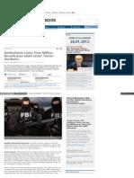 Strahlenfolter - Gefürchtete Liste - Eine Million Amerikaner steht unter Terror-Verdacht - 2012