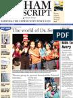 Dedham Transcript March 29, 2012 The world of Dr. Seuss