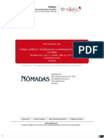 Anita Rico, Formas, cambios y tendencias en la organización fmailiar en colombia