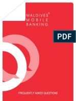 Maldives Mobile Banking FAQ (Oct2010)