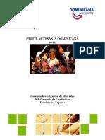 Perfil de Artesania Dominicana - 2011