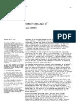 STRUCTURALISM II