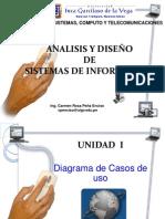 Ejercicios Diagrama Casos de Uso