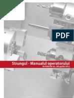 Manual Operator CNC
