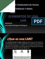 Elementos de Una LAN