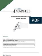 Automatyczne Strategie Inwestycyjne Mt4
