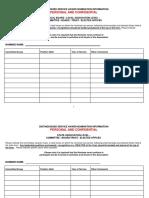 DSA Nomination 2013 Application