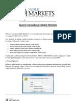 System Transakcyjny Noble Markets