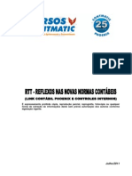 RTT Reflexos Das Novas Normas Contabeis Link Contabil Phoenix Controles Internos