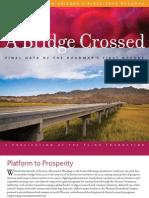 Progress Report Brochure 2012