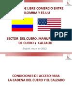 Tlc Cuero Colombia Eeuu 2012
