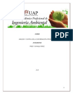 Fredy Yupanqui Perez Ley General Del Ambiente y La Nueva Ley de Recursos Hidricos