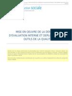 Etapes Evaluation Interne