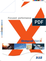 DIA0133 Matrix Brochure A4 6pages Pages PRESS
