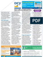 Pharmacy Daily for Fri 15 Feb 2013 - Contraceptive caution, Vitamin D reassurance, Shaw slams generic claims and much more...