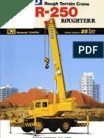 KR 250 Catalog