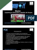 Master en Coaching