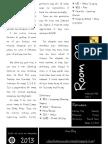 Tm1 Vol 1 Newsletter