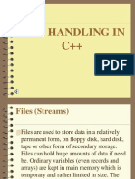filepointers