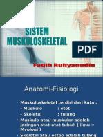 Anatomi Fisiologi Muskuloskeletal