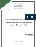 Violencia Domestica Jimena Blanco