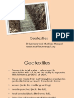 Geotextile Introduction