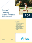 Personal Disability Income Protector
