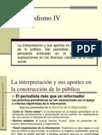 Interpretacion y la construcción de lo público