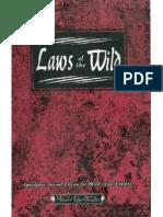 Werewolf - MET - Laws of the Wild (1st)(5007)