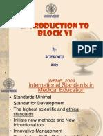 Inroduction Block VI