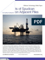 The Effects of Spudcan
