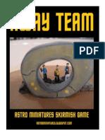 Away Team Skirmish Rules
