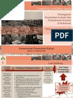 Penanganan Perumahan Kumuh dan Permukiman Kumuh di Indonesia
