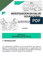 5 Investigacion en Salud Ocupacional