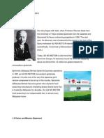 Ajinomoto History