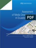 Assessment Media Devt Ecuador