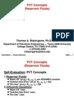 PVT Concepts Reservoir Concept