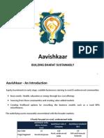 Session 2 - Aavishkaar - Mr. Noshir Colah